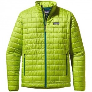 Patagonia Nano Puff Jacket - Peppergrass Green