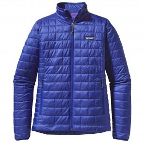 Patagonia Women's Nano Puff Jacket - Cobalt Blue