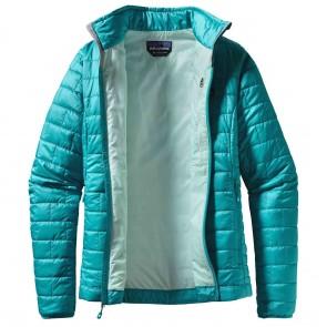 Patagonia Women's Nano Puff Jacket - Tobago Blue