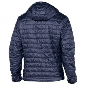 Patagonia Nano Puff Hooded Jacket - Classic Navy