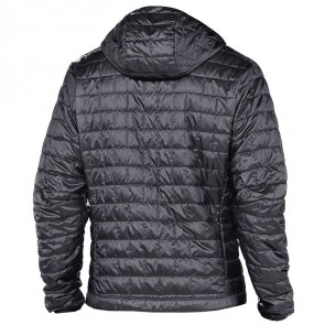 Patagonia Nano Puff Hooded Jacket - Forge Grey