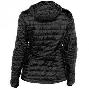 Patagonia Women's Nano Puff Hooded Jacket - Black
