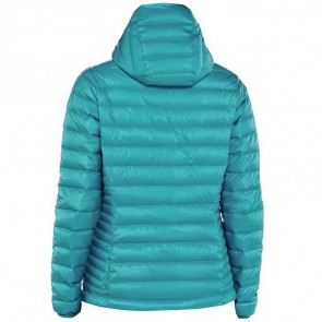 Patagonia Women's Down Sweater Hooded Jacket - Tobago Blue