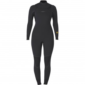 Patagonia Women's R3 Chest Zip Wetsuit - Black