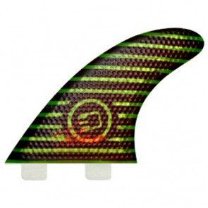 3D Fins - XDS Hex Core Tri 7.0 Twin Tab - Stripe Out