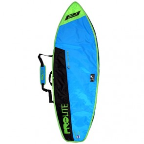 Pro-Lite Boardbags - Session Limited Day Bag - The Stick Hugger Wide Ride - Blue/Green