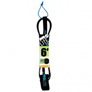 Pro-Lite Comp Leash - Black