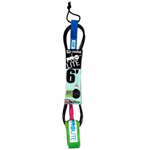 Pro-Lite Kid Creature Super Comp Leash - 6' - Black