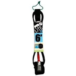 Pro-Lite Freesurf Leash - 6' - Black