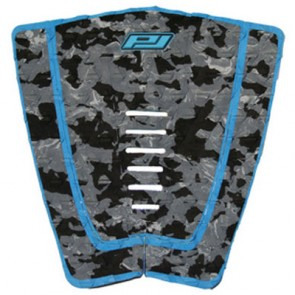 Pro-Lite Icon Diamond Traction - Grey Camo/Neon Blue