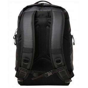Quiksilver Compass Backpack - Black