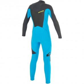 Quiksilver Youth Syncro 4/3 Chest Zip Wetsuit