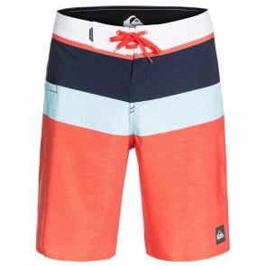 Quiksilver Sunset Future 20 Boardshorts - Slater Mandarin