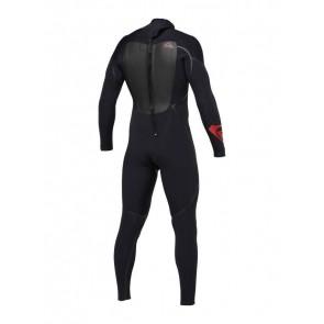 Quiksilver Pyre 4/3 Back Zip Wetsuit - 2013/2014