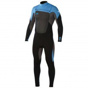 Quiksilver Syncro 3/2 Chest Zip Wetsuit - 2014/2015