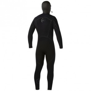 Quiksilver Cypher 5/4/3 Hooded Chest Zip Wetsuit