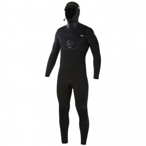 Quiksilver Cypher 6/5/4 Hooded Chest Zip Wetsuit