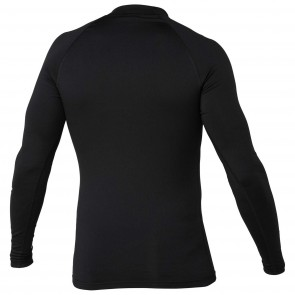 Quiksilver Wetsuits All Time L/S Rash Guard - Black