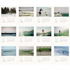 Ride Fresh 2015 Surf Calendar