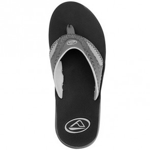 Reef Fanning Prints Sandals - Black Lightning
