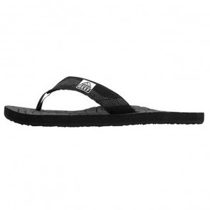 Reef Roundhouse Sandals - Black/White