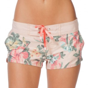 Rip Curl Women's Paradise Found Boardshorts - Peach