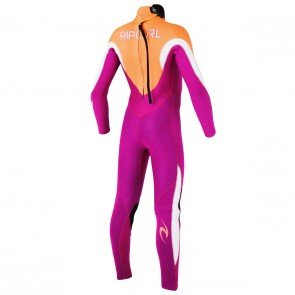 Rip Curl Youth Dawn Patrol 3/2 GB Back Zip Wetsuit
