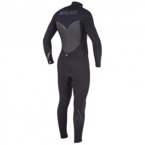 Rip Curl Flash Bomb Plus 4/3 Chest Zip Wetsuit - 2015