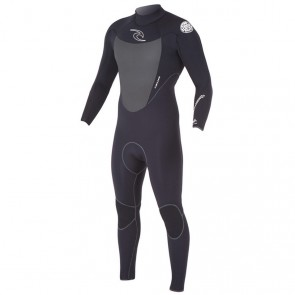Rip Curl Dawn Patrol Plus 3/2 Wetsuit - Black