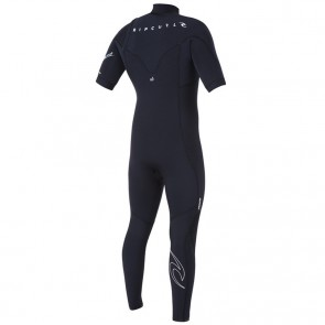 Rip Curl E-Bomb Pro 2/2 Zip Free Short Sleeve Wetsuit