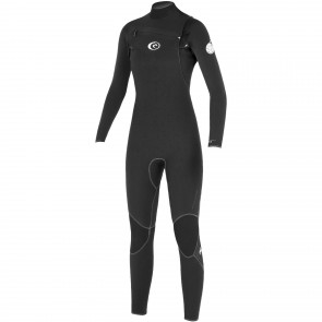 Rip Curl Women's Flash Bomb 3/2 Chest Zip Wetsuit