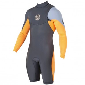 Rip Curl E-Bomb Pro Long Sleeve Zip Free Spring Wetsuit