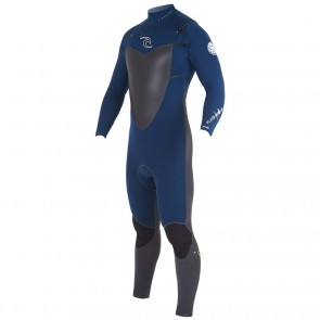 Rip Curl Flash Bomb 4/3 Chest Zip Wetsuit - 2014