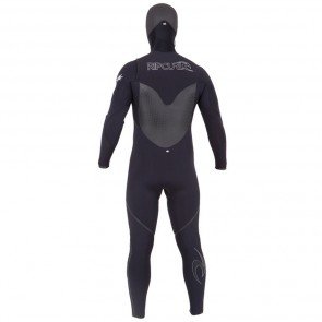 Rip Curl Flash Bomb 5.5/4 Hooded Chest Zip Wetsuit - 2015