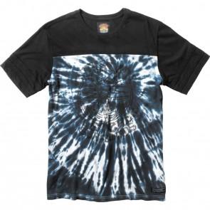 RVCA Fletcher Jersey T-Shirt - Tie Dye