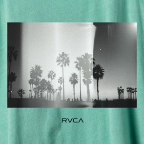 RVCA Women's Coastal Palms Tank - Seagrass