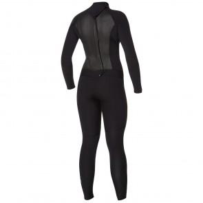 Roxy Women's Syncro 5/4/3 Back Zip Wetsuit - 2014/2015