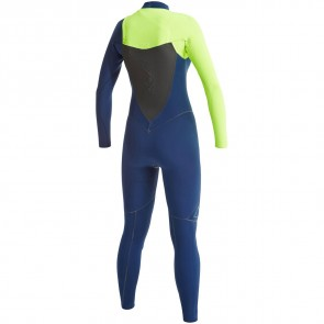 Roxy Women's AG47 Performance 3/2 Chest Zip Wetsuit