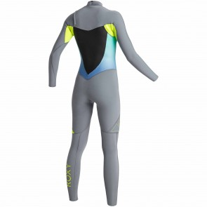 Roxy Women's Syncro 4/3 Chest Zip Wetsuit
