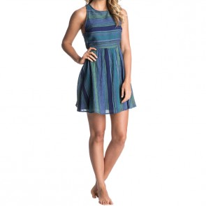 Roxy Women's Long View Dress - Astral Aura