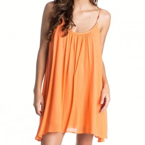 Roxy Women's Tidal Wave Dress - Melon