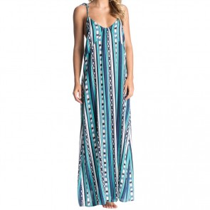 Roxy Women's Ikat Dream Dress - Ocean Breeze