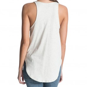 Roxy Women's Dawn Patrol Tank - Metro Heather