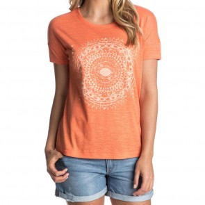 Roxy Women's Batik Top - Persimmon