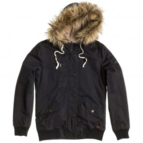 Roxy Women's Locked Out Jacket - Tarmac