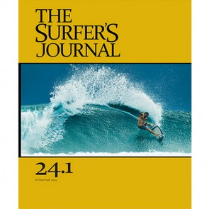 Surfer's Journal - Volume 24 Number 1