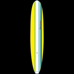 Surftech Surfboards - 9'0'' Robert August What I Ride Tuflite Surfboard - Yellow