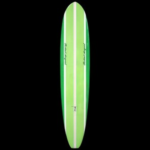 Surftech Surfboards - 9'0'' Robert August What I Ride PU Surfboard - Green