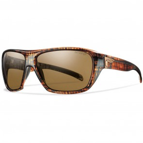 Smith Chief Polarized Sunglasses - Brown Linen/Chromapop Brown