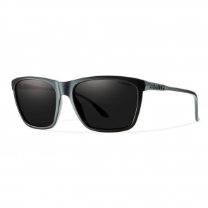 Smith Delano Sunglasses - Impossibly Black/Blackout
